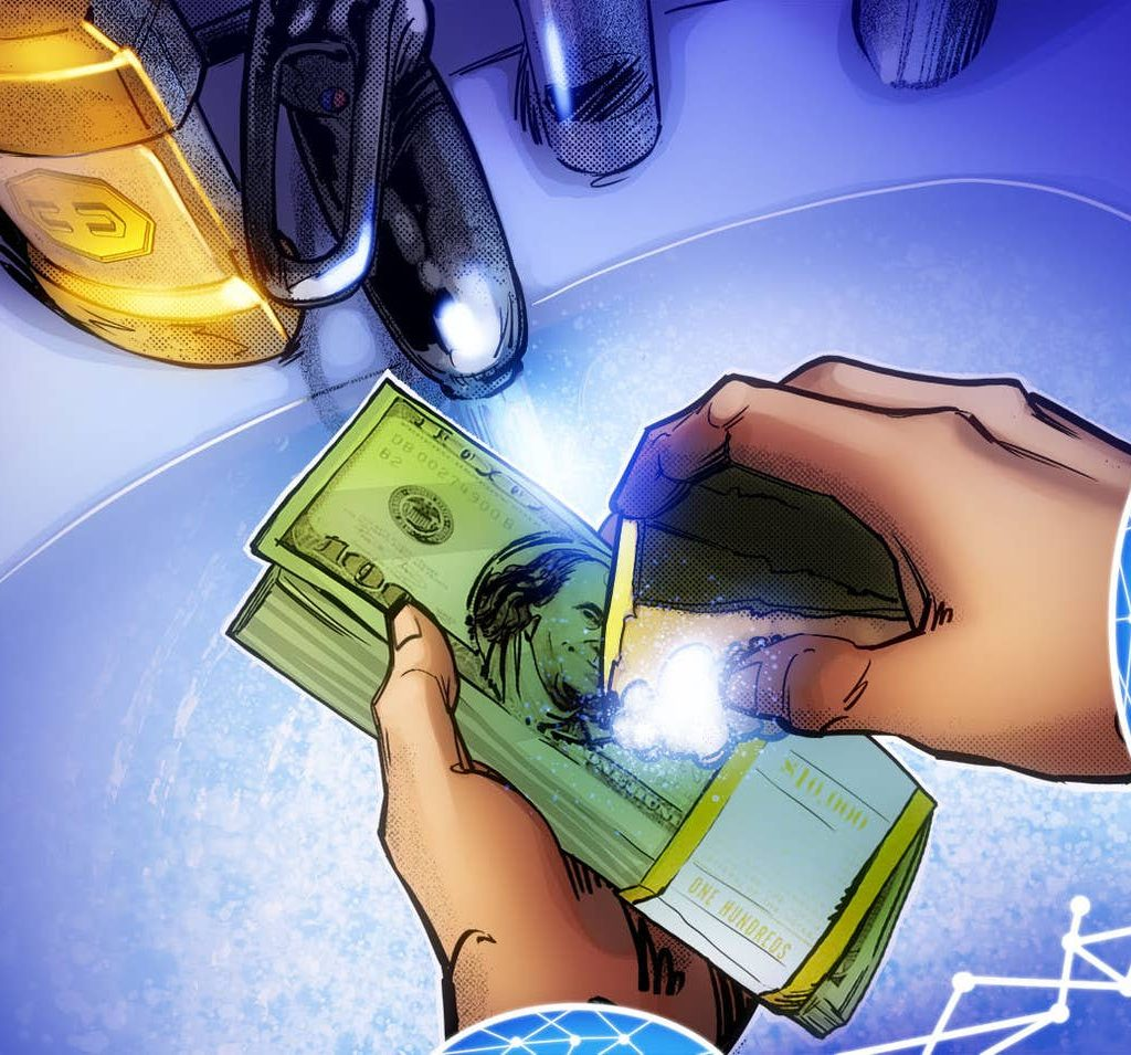 Using digital currency for money laundering and illegal activities